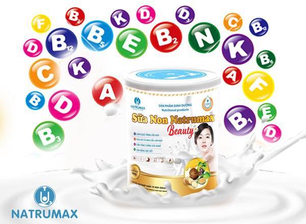 Sữa non natrumax beauty